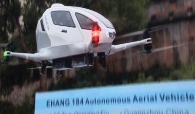 Huawei Taxi Drone