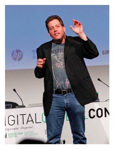 image of Peter Shankman as digital keynote speaker