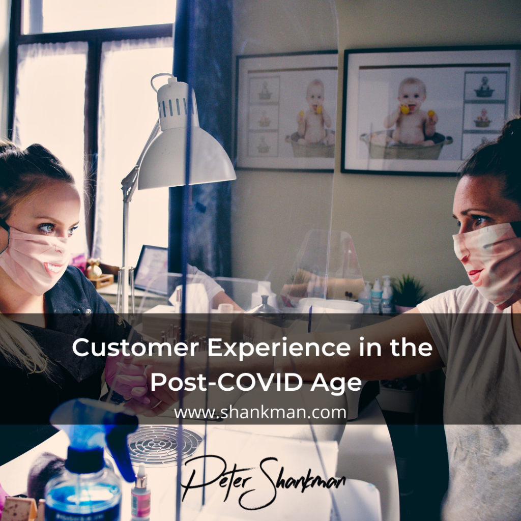 Customer Experience in the Post-COVID Age