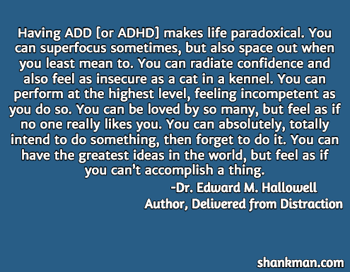 How I've Hacked My Life to Use My ADHD to My Advantage (Part 1 ...